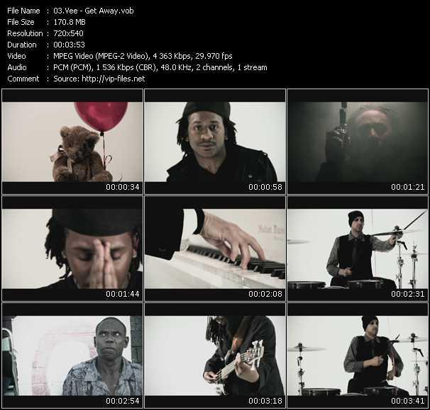 Vee video screenshot