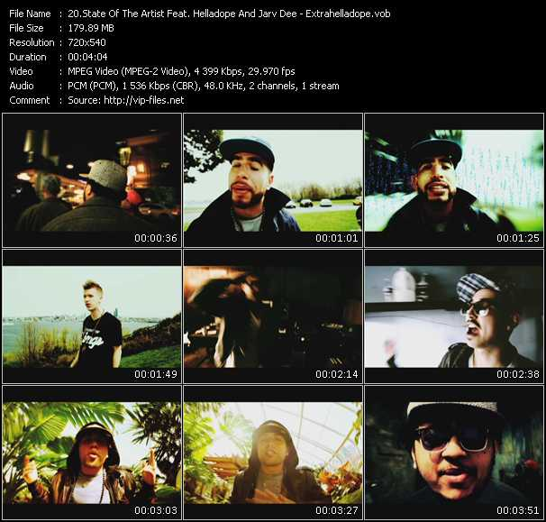 State Of The Artist Feat. Helladope And Jarv Dee video screenshot