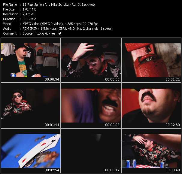 Papi Jamon And Mike Schpitz video screenshot