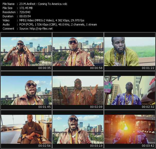 M.Anifest video screenshot