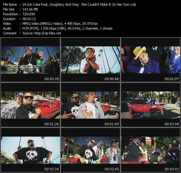 Ice Cube Feat. Doughboy And Omg video screenshot