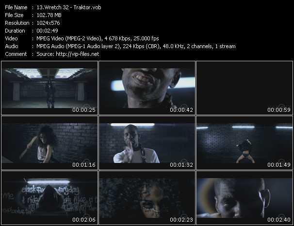 Wretch 32 video screenshot