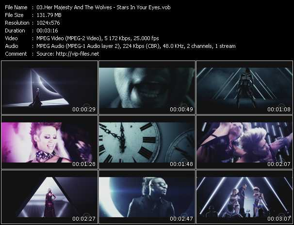 Her Majesty And The Wolves video screenshot