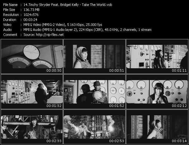 Tinchy Stryder Feat. Bridget Kelly video screenshot