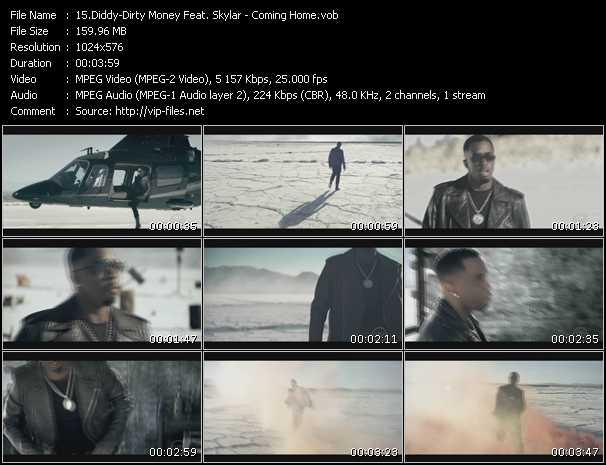 Diddy - Dirty Money Feat. Skylar video screenshot