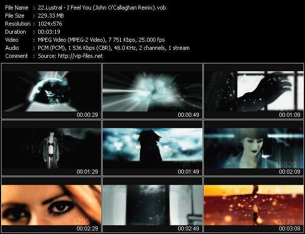 Lustral video screenshot