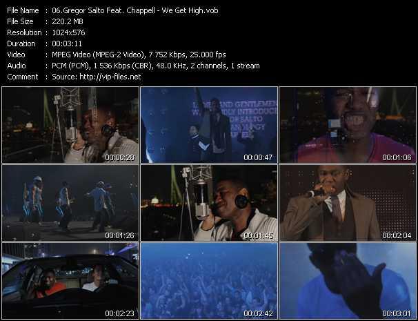 Gregor Salto Feat. Chappell video screenshot