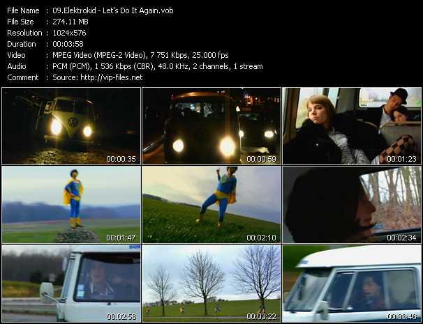 Elektrokid video screenshot