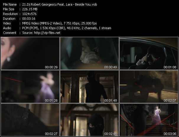 Dj Robert Georgescu Feat. Lara video screenshot