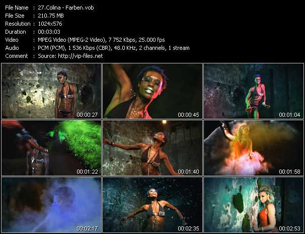 Colina video screenshot
