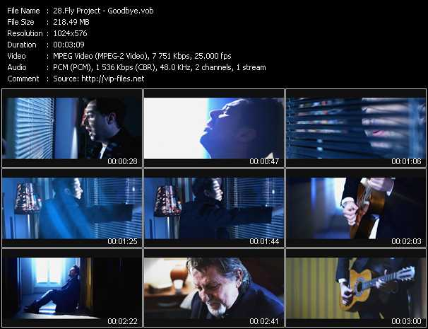Fly Project video screenshot