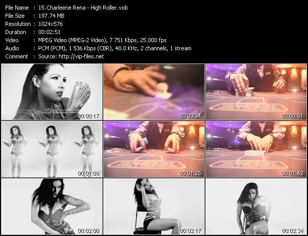 Charleene Rena video screenshot