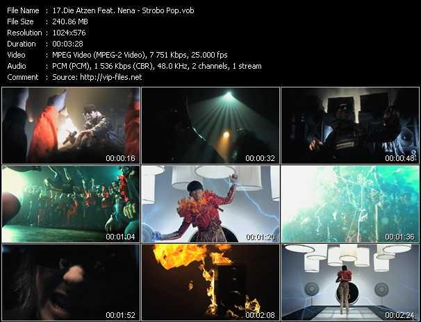 Die Atzen Feat. Nena video screenshot