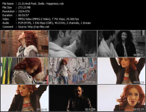 Dj Andi Feat. Stella video screenshot