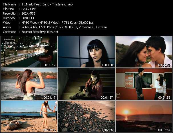 Marlo Feat. Jano video screenshot