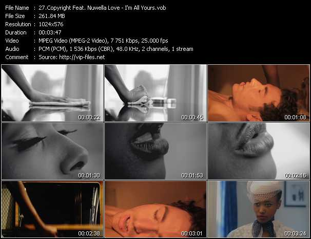 Copyright Feat. Nuwella Love video screenshot