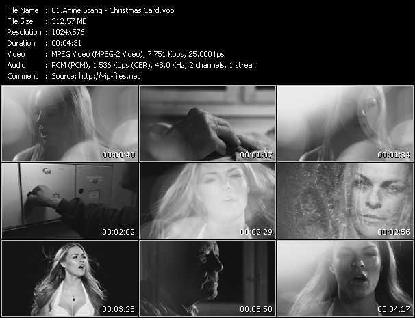 Anine Stang video screenshot