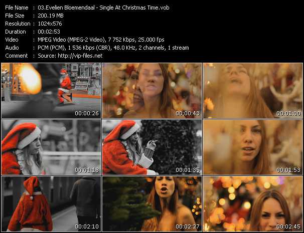 Evelien Bloemendaal video screenshot