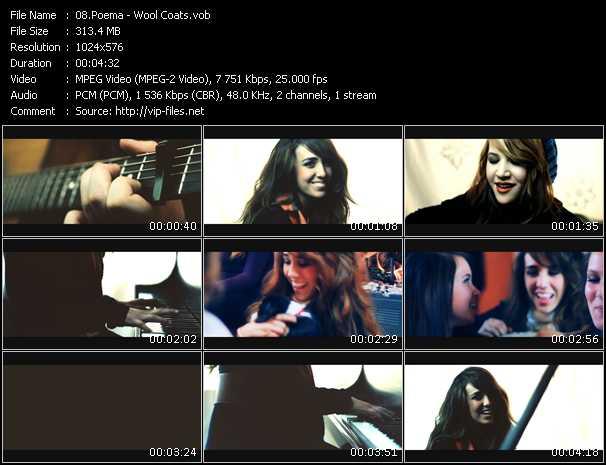Poema video screenshot
