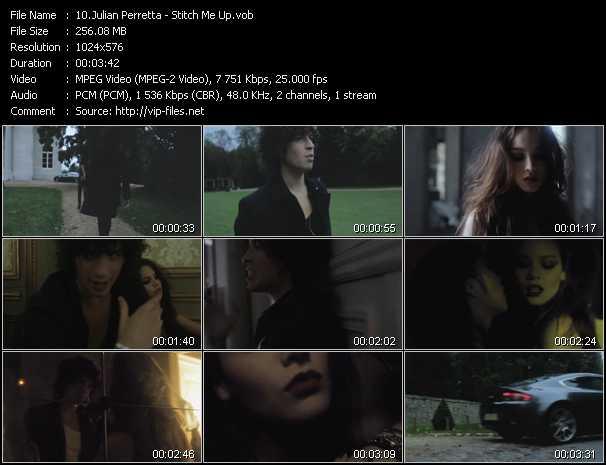 Julian Perretta video screenshot