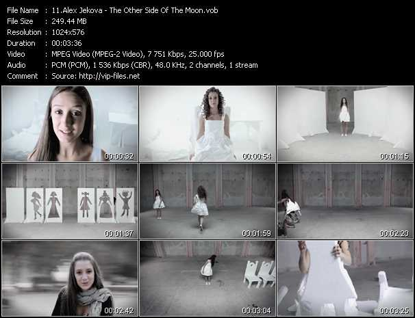 Alex Jekova video screenshot
