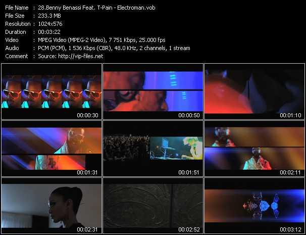 Benny Benassi Feat. T-Pain video screenshot