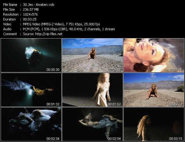 Jes video screenshot