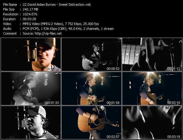 David Adam Byrnes video screenshot