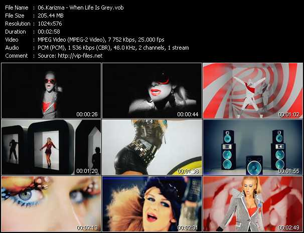 Karizma video screenshot