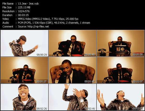 Jme video screenshot