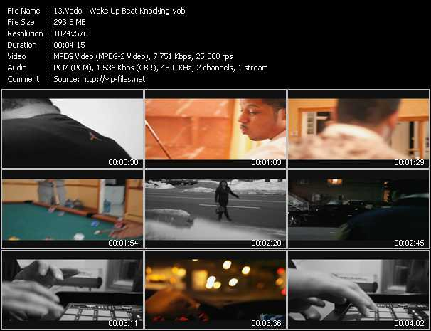 Vado video screenshot