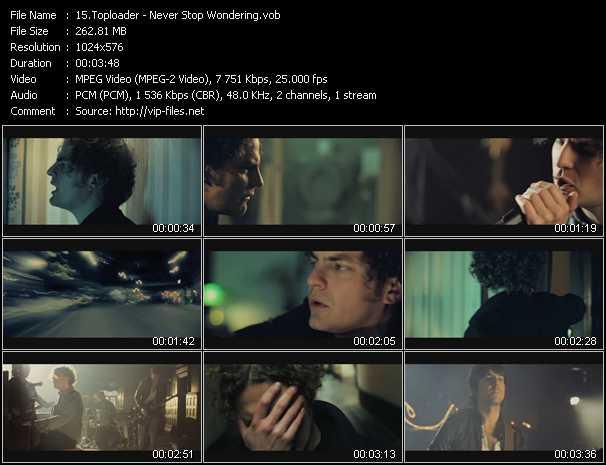 Toploader video screenshot