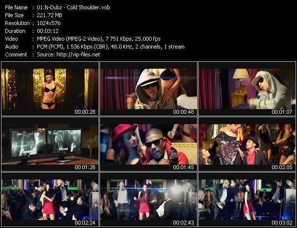N-Dubz video screenshot