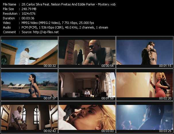 Carlos Silva Feat. Nelson Freitas And Eddie Parker video screenshot