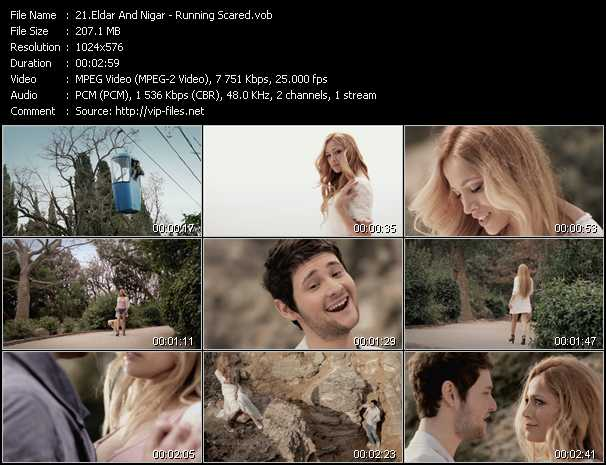 Eldar And Nigar video screenshot