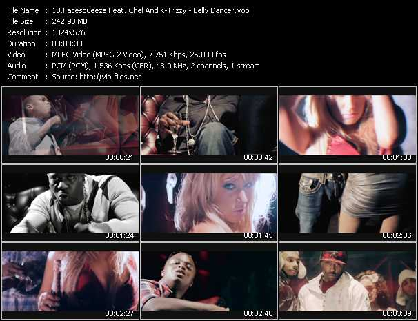 Facesqueeze Feat. Chel And K-Trizzy video screenshot