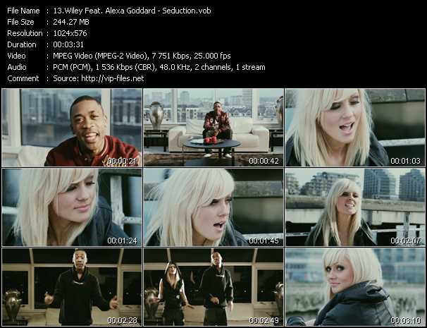 Wiley Feat. Alexa Goddard video screenshot