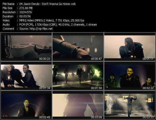 Jason Derulo video screenshot