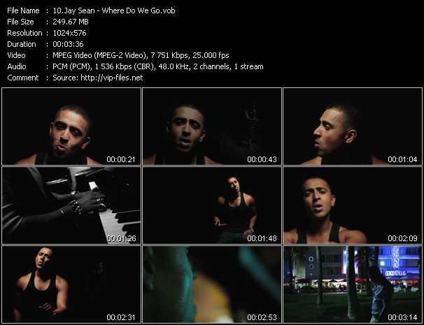 video Where Do We Go screen