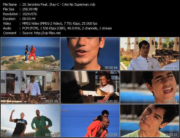 Jeronimo Feat. Stay-C video screenshot