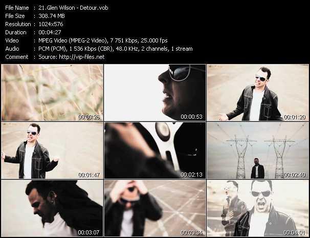 Glen Wilson video screenshot
