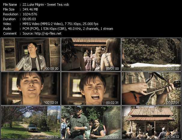Luke Pilgrim video screenshot
