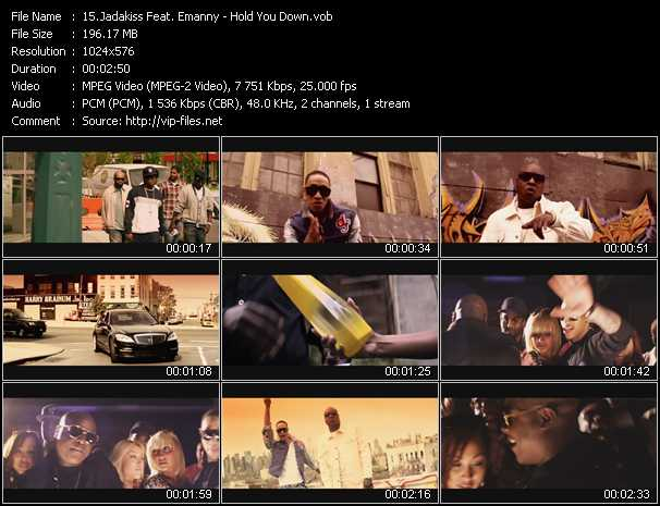 Jadakiss Feat. Emanny video screenshot