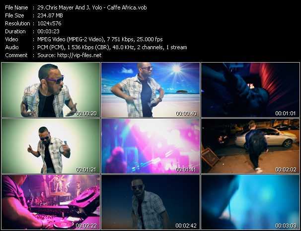 Chris Mayer And J. Yolo video screenshot