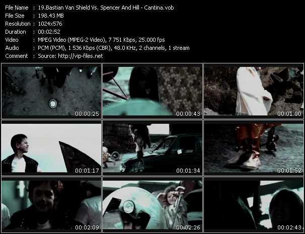 Bastian Van Shield Vs. Spencer And Hill video screenshot