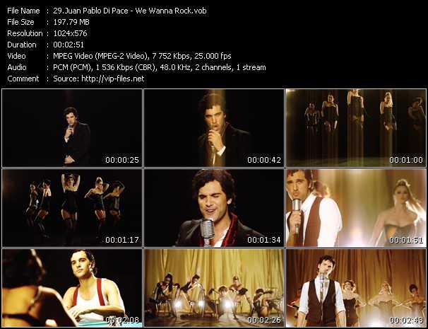 Juan Pablo Di Pace video screenshot