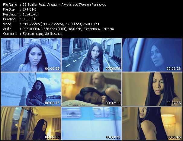 Schiller Feat. Anggun video screenshot