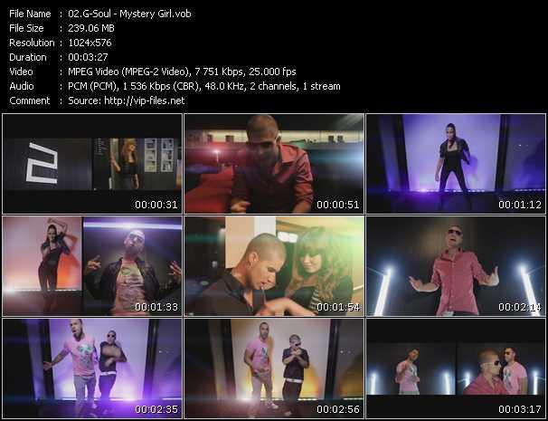 G-Soul video screenshot