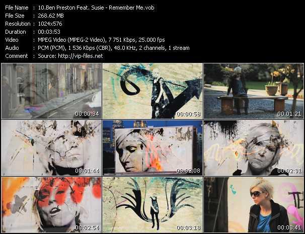 Ben Preston Feat. Susie video screenshot