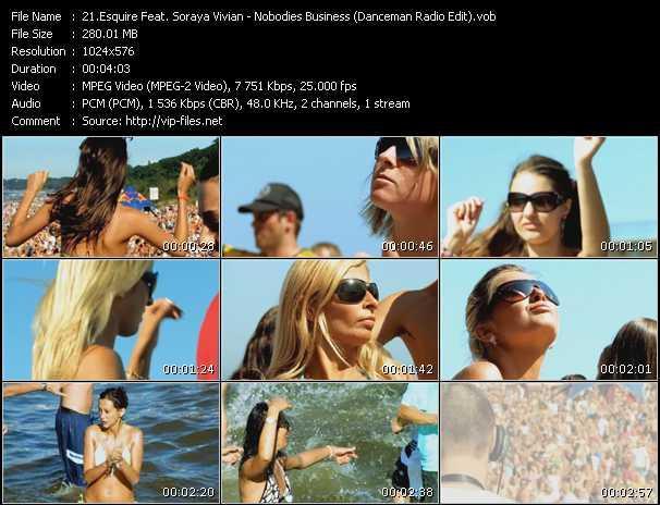 Esquire Feat. Soraya Vivian video screenshot